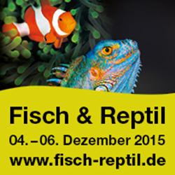 Fisch & Reptil 2015