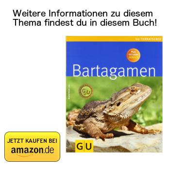Bartagamen - Buchtipp bei Amazon ansehen.